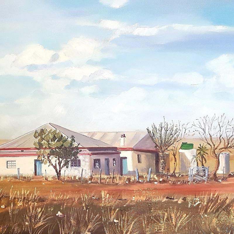 Calvinia Great Karoo Oil Paintings for Sale