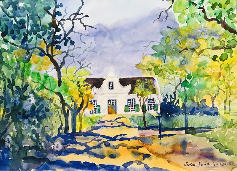 A Showcase of History, Culture and Art Galleries in Stellenbosch
